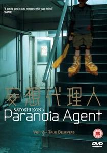 Agente Paranoia - Poster / Capa / Cartaz - Oficial 3