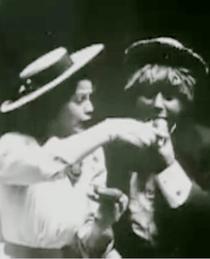 Rube e Mandy em Coney Island - Poster / Capa / Cartaz - Oficial 1