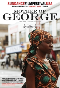Mother of George - Poster / Capa / Cartaz - Oficial 3