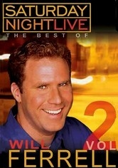 Saturday Night Live: The Best of Will Ferrell - Volume 2 - Poster / Capa / Cartaz - Oficial 1