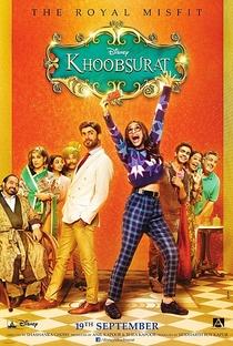 Khoobsurat - Poster / Capa / Cartaz - Oficial 4