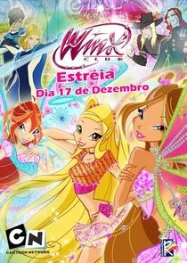 O Clube das Winx (4ª Temporada) - Poster / Capa / Cartaz - Oficial 2