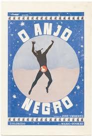 O Anjo Negro - Poster / Capa / Cartaz - Oficial 1