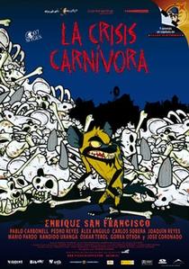 A Crise Carnívora - Poster / Capa / Cartaz - Oficial 1