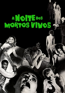 A Noite dos Mortos-Vivos - Poster / Capa / Cartaz - Oficial 1