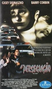A Perseguição - Poster / Capa / Cartaz - Oficial 1