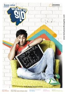 Wake Up Sid - Poster / Capa / Cartaz - Oficial 1