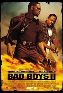 Bad Boys II - Poster / Capa / Cartaz - Oficial 1