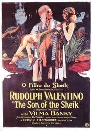 O Filho do Sheik  - Poster / Capa / Cartaz - Oficial 1