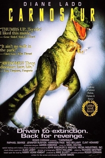 Carnossauro - Poster / Capa / Cartaz - Oficial 3