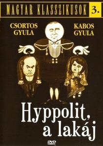 Hyppolit, the Butler - Poster / Capa / Cartaz - Oficial 1