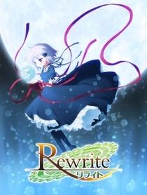 Rewrite - Poster / Capa / Cartaz - Oficial 1