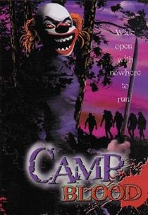 Camp Blood - Poster / Capa / Cartaz - Oficial 1