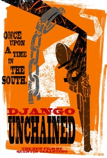 Django Livre - Poster / Capa / Cartaz - Oficial 8