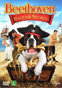 Beethoven e o Tesouro Secreto - Poster / Capa / Cartaz - Oficial 1