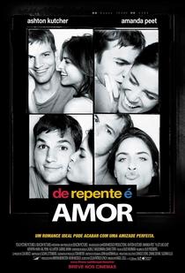 De Repente é Amor - Poster / Capa / Cartaz - Oficial 4