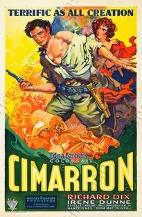 Cimarron - Poster / Capa / Cartaz - Oficial 2