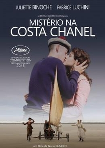 Mistério na Costa Chanel - Poster / Capa / Cartaz - Oficial 3