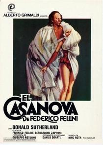 Casanova de Fellini - Poster / Capa / Cartaz - Oficial 3