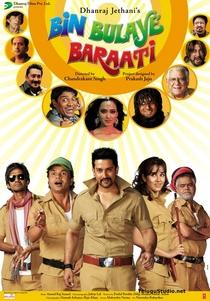 Bin Bulaye Baraati - Poster / Capa / Cartaz - Oficial 1