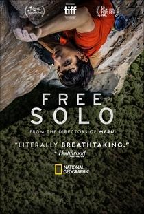Free Solo - Poster / Capa / Cartaz - Oficial 2