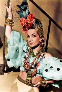 Carmen Miranda (I) - Poster / Capa / Cartaz - Oficial 2