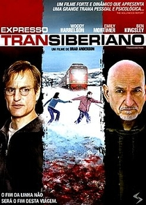 Expresso Transiberiano - Poster / Capa / Cartaz - Oficial 2