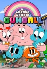 O Incrível Mundo de Gumball (3ª Temporada) - Poster / Capa / Cartaz - Oficial 2