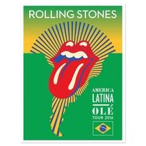 The Rolling Stones Olé Olé Olé! : A Trip Across Latin America - Poster / Capa / Cartaz - Oficial 1