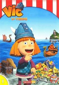 Vickie, o Viking (1ª Temporada) - Poster / Capa / Cartaz - Oficial 1