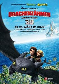 Como Treinar o seu Dragão - Poster / Capa / Cartaz - Oficial 12