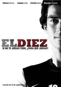 El Diez (1ª Temporada) - Poster / Capa / Cartaz - Oficial 2