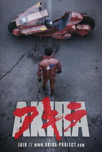 Projeto Akira - Poster / Capa / Cartaz - Oficial 3