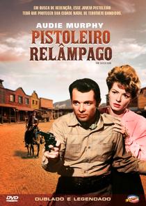 O Pistoleiro Relâmpago - Poster / Capa / Cartaz - Oficial 3