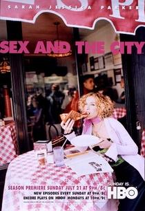 Sex and the City (5ª Temporada) - Poster / Capa / Cartaz - Oficial 5