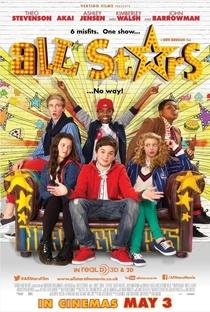 Pequenas Super Stars - Poster / Capa / Cartaz - Oficial 1