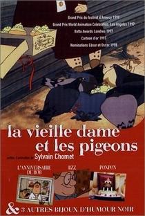 A Velha Senhora e os Pombos - Poster / Capa / Cartaz - Oficial 2