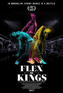 Flex is Kings - Poster / Capa / Cartaz - Oficial 1
