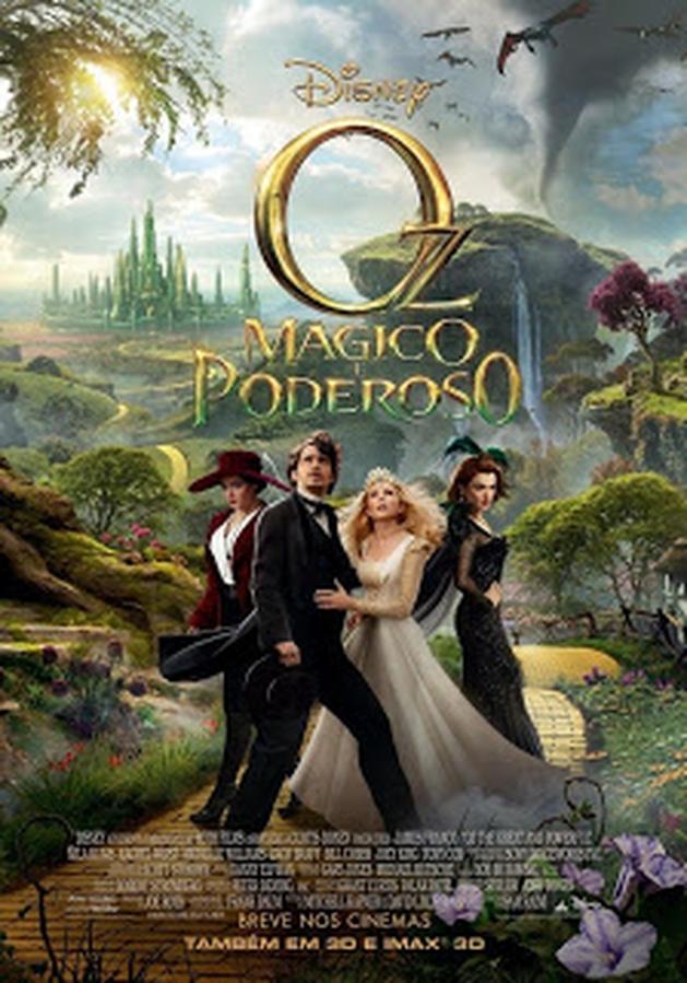 Crítica | Oz: Mágico e Poderoso