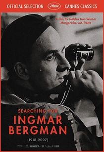 Procurando Por Ingmar Bergman - Poster / Capa / Cartaz - Oficial 1