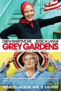 Grey Gardens: Do Luxo à Decadência - Poster / Capa / Cartaz - Oficial 1