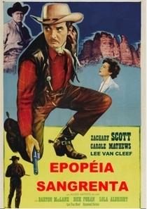 Epopéia Sangrenta - Poster / Capa / Cartaz - Oficial 1