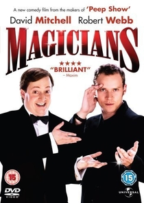 Magicians - Poster / Capa / Cartaz - Oficial 1