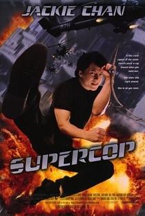 Police Story 3 - Supercop - Poster / Capa / Cartaz - Oficial 6