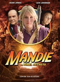 Mandie e o Túnel Secreto - Poster / Capa / Cartaz - Oficial 2