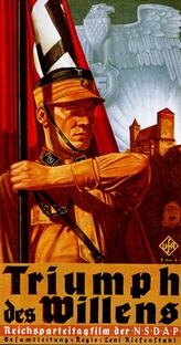 O Triunfo da Vontade - Poster / Capa / Cartaz - Oficial 1