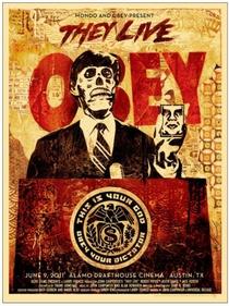 Eles Vivem - Poster / Capa / Cartaz - Oficial 10