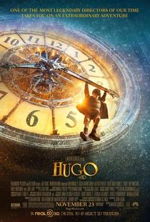A Invenção de Hugo Cabret - Poster / Capa / Cartaz - Oficial 1