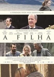 A Filha - Poster / Capa / Cartaz - Oficial 2