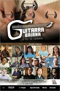 Guitarra Baiana: A Voz do Carnaval - Poster / Capa / Cartaz - Oficial 2